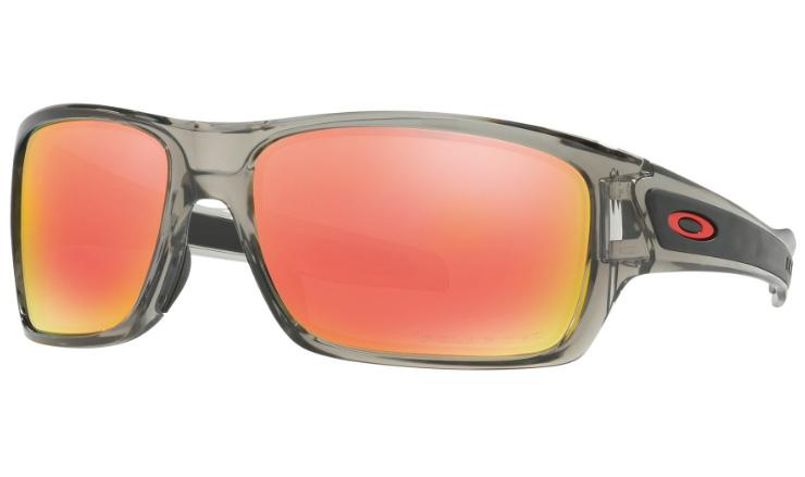 594a5666251c Oakley Turbine Prescription Sunglasses Grey Ink Oakley Lenses