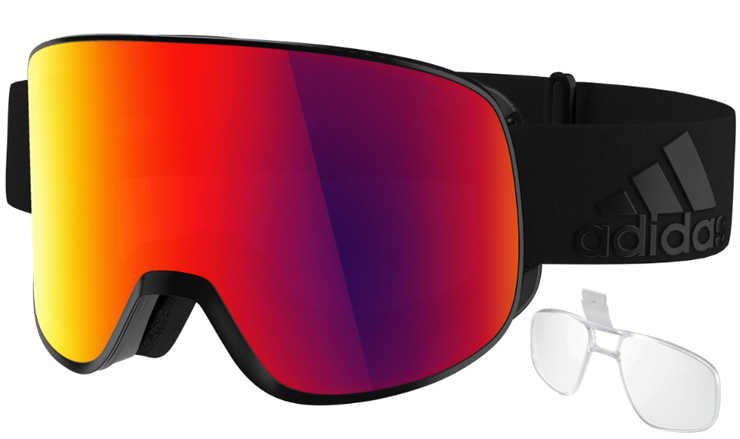 Adidas Progressor C Prescription Goggles