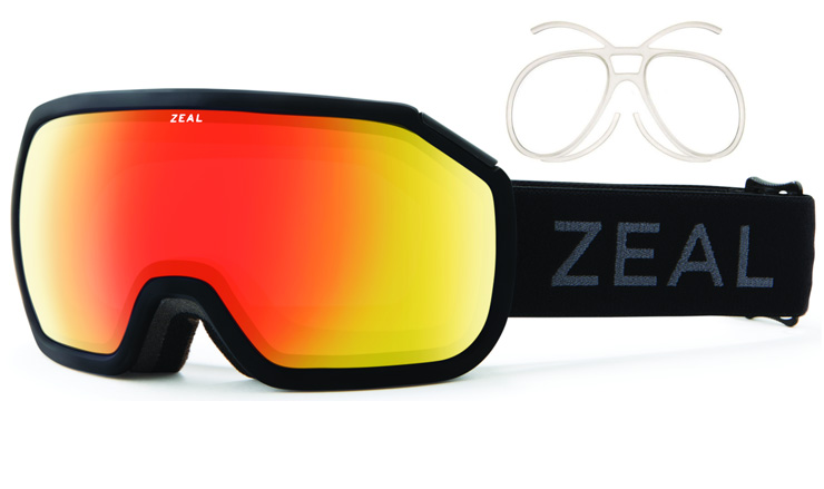 Zeal Fargo Prescription Goggles
