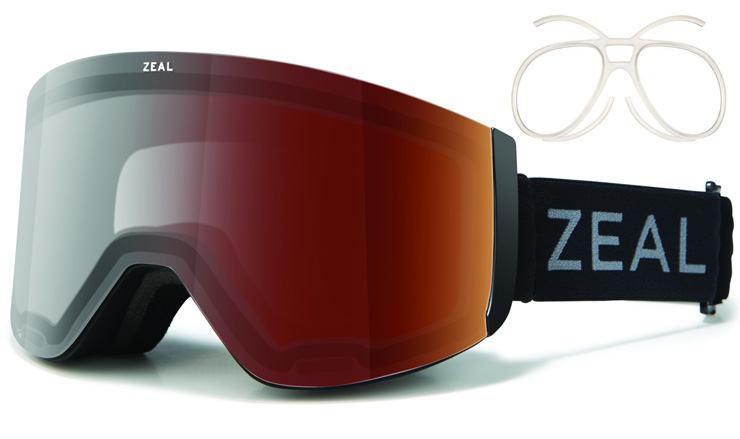 Zeal Hatchet Prescription Goggles