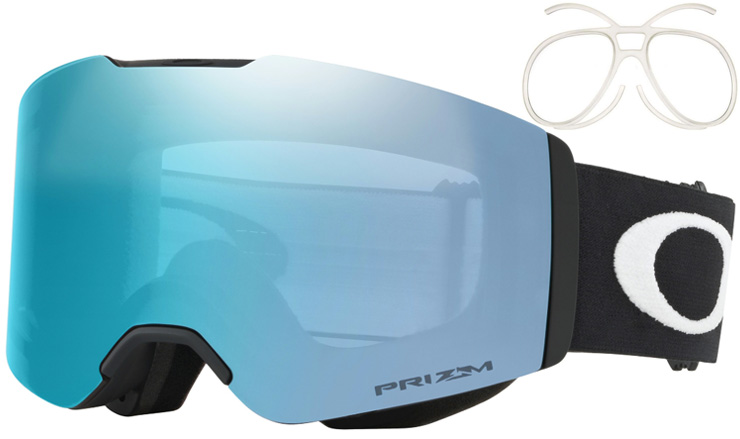Oakley Fall Line Prescription Goggles