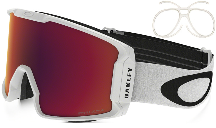 Matte-White-Prizm-Snow-Torch-Iridium-With-Insert