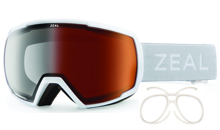 Zeal Nomad Prescription Goggles