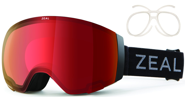 Zeal Portal Prescription Goggles