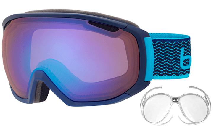TSAR-Matte-Navy-&-Neon-Blue-Aurora-21648-With-Insert