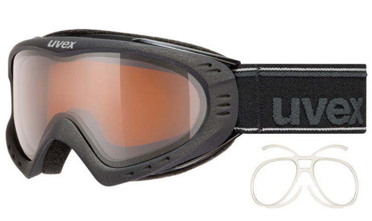 Uvex F 2 P Prescription Goggles