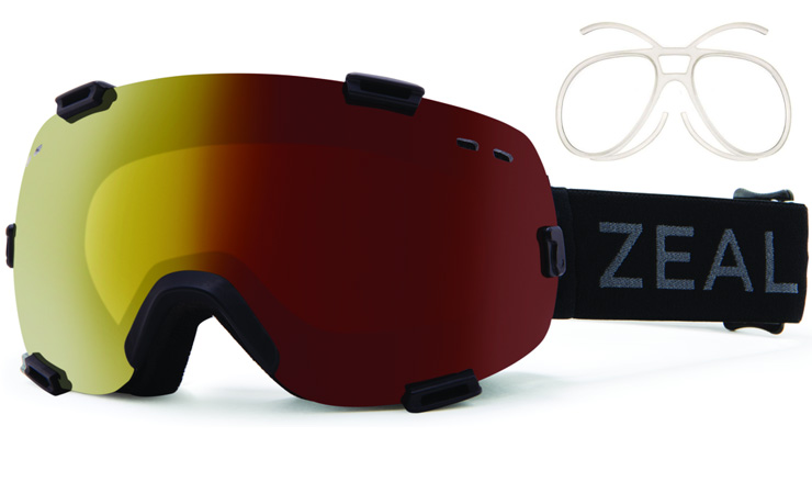 Zeal Voyager Prescription Goggles