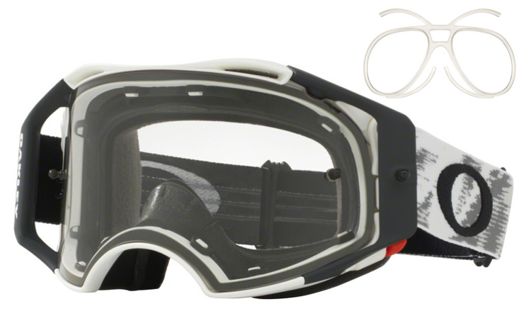 Oakley Airbrake Prescription MX Goggles