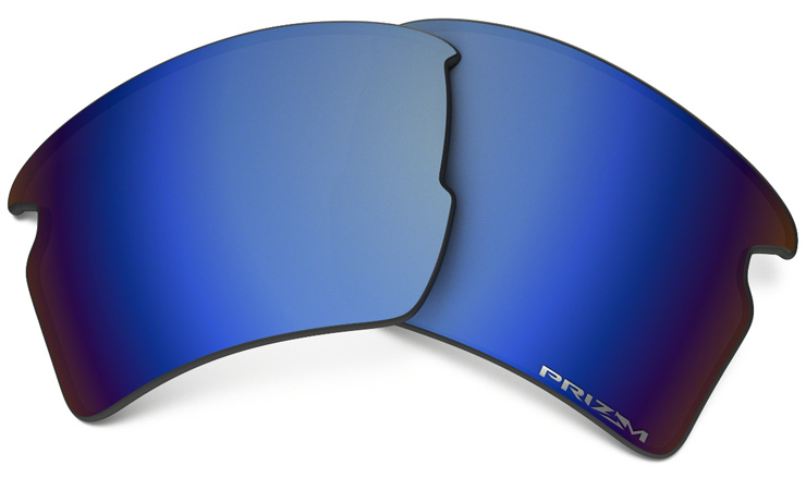 ccd61aff20ae Oakley Flak 2.0 XL Prizm Deep Water Polarised Replacement Lenses ...