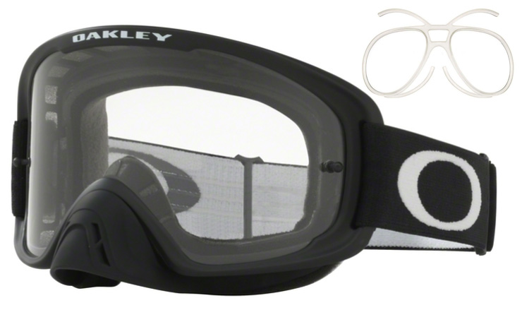 Oakley O Frame 2.0 Prescription MX Goggles
