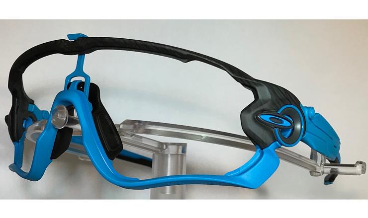 4365cac2e1 Oakley Jawbreaker Aero Grid Grey Frame - Sunglasses Frame Only