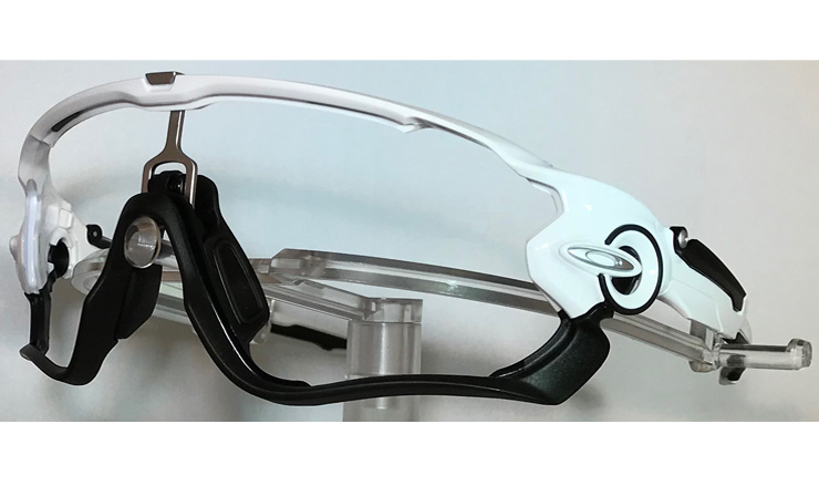 Oakley-Jaw-Breaker-Frame-Polished-White & Black