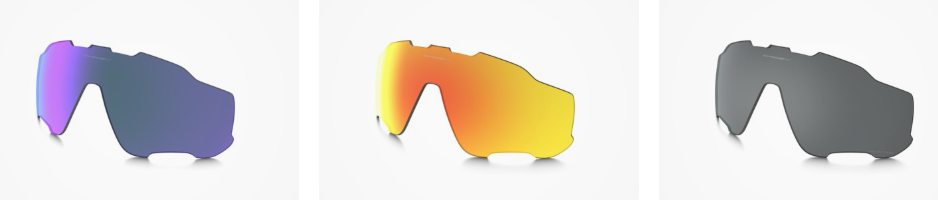 fe696b4568 Or maybe you just fancy mixing up your frame colours so you can swap  between different Oakley Jawbreaker frames.